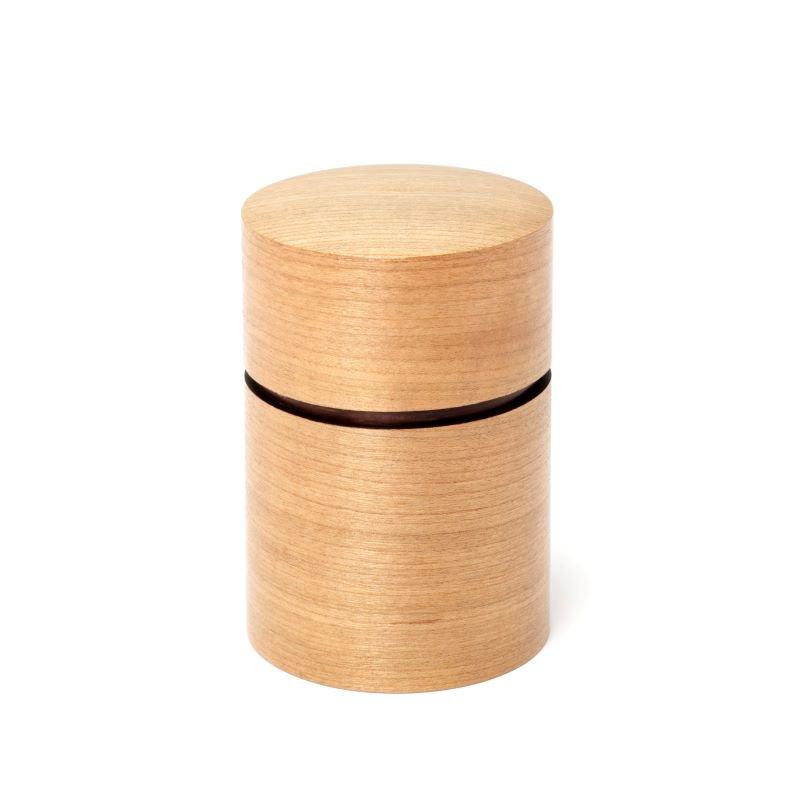 帯筒 茶筒(大)さくら