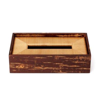 素箱 ティッシュケース さくら
