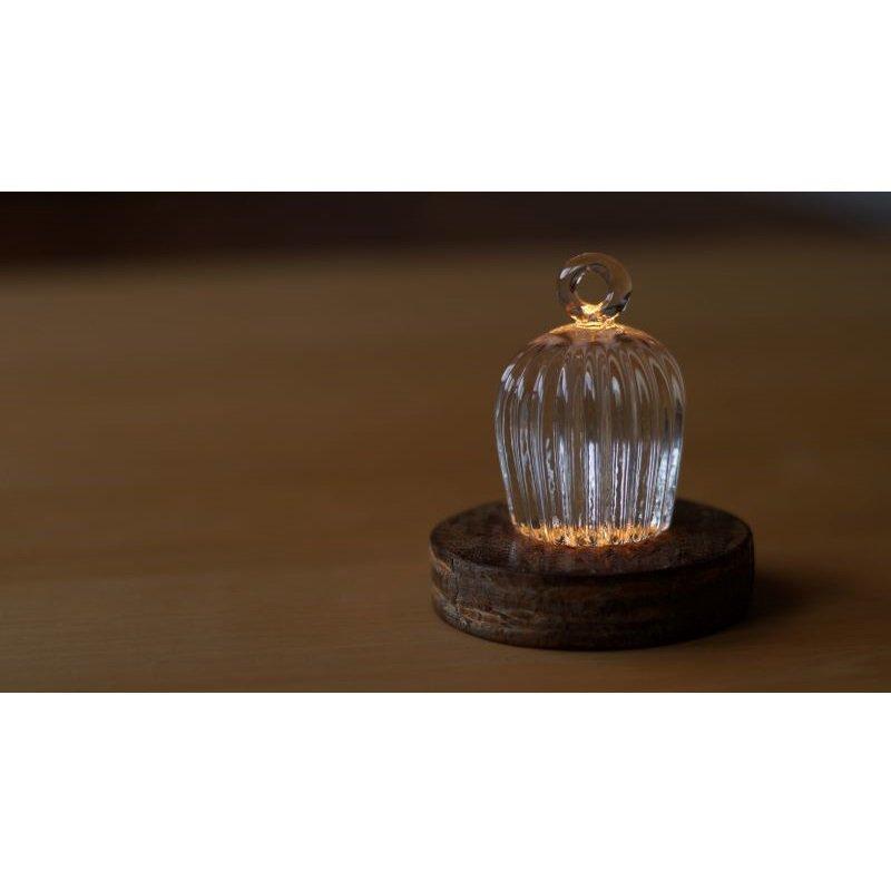 Light Base maru 無地皮(2200K/ロウソク)