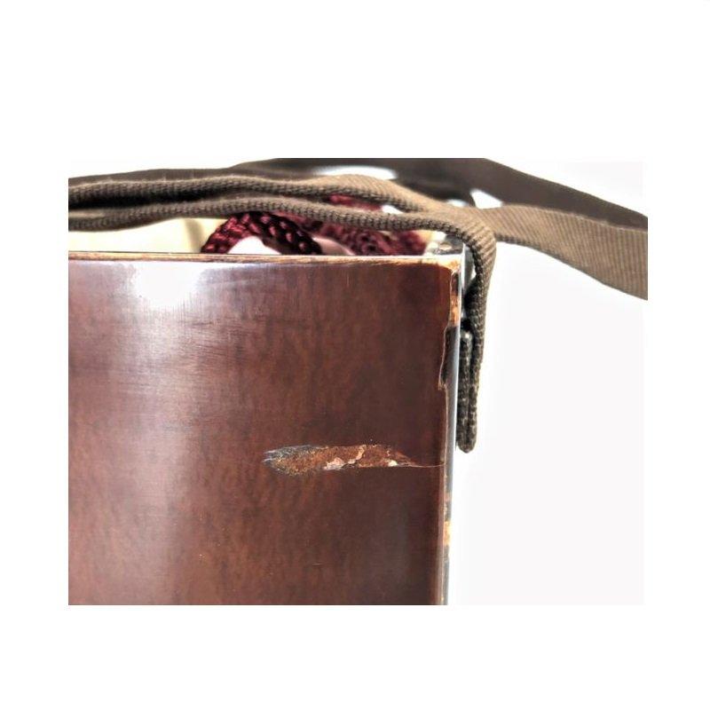 【お買得品】桜皮バッグ 巾着付き ※26,500円の品