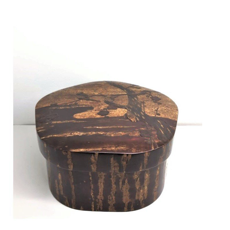 梅型茶櫃(小)梅※35,000円(税抜)の品