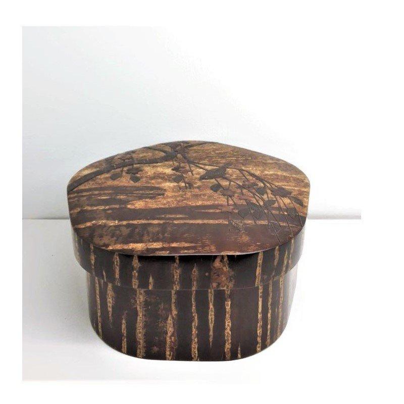 梅型茶櫃(小)枝垂れ:B※35,000円(税抜)の品