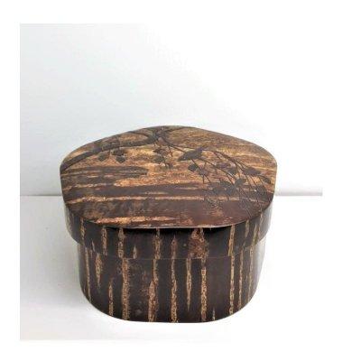 【お買得品】梅型茶櫃(小)枝垂れ:B※35,000円(税抜)の品