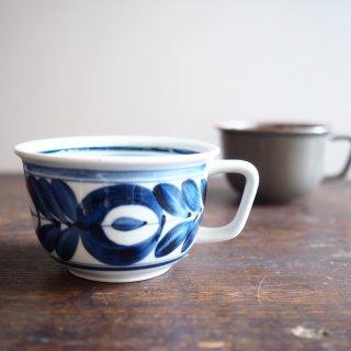 DAYS OF KURAWANKA スープカップ (廻り花)