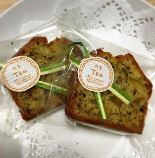 パウンドケーキ(りんごと紅茶)