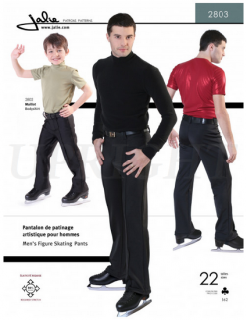 型紙(新体操・器械体操・フィギュアスケート・ダンス・チア・バレエ / レオタード コスチューム 衣装型紙)2803