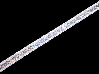 スパンコールテープ 6F Silver HG(101)【2m】