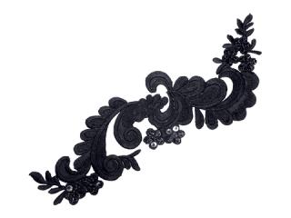 刺繍・レース シングル モチーフ(B1308)