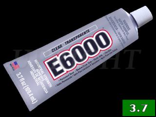 E6000 超強力ボンド(接着剤)◆3.7oz(109.4mL)