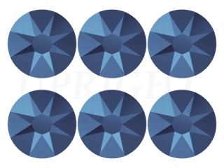 スワロフスキー ラインストーン メタリックブルー ss20
