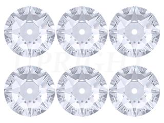 スワロフスキー ラインストーン SEW-ON(縫付タイプ)クリスタル(CR)6mm