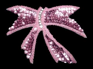 スパンコールモチーフ Pink MT(1103)
