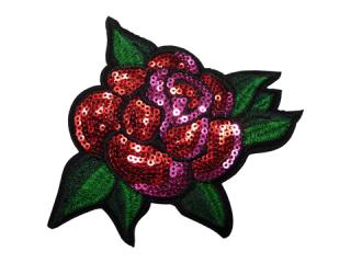 刺繍・レース シングル モチーフ(B8208)