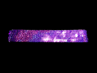 スパンコールチョーカー Violet HG(006)