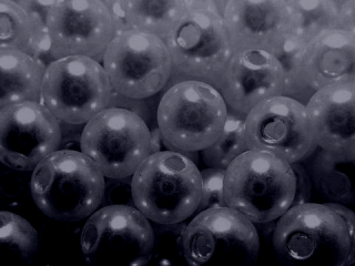 パールビーズ ブラックパール 8mm