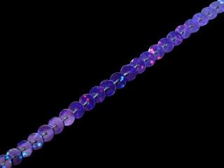 スパンコールテープ 6F Violet HG(606)【2m】