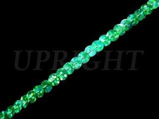スパンコールテープ 6F Green HG(607)【2m】