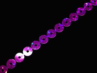 スパンコールテープ HOTFIX 7mm Pink HG(713)