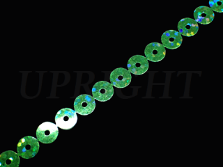 スパンコールテープ HOTFIX 7mm Green HG(731)