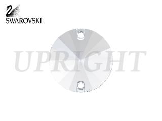 スワロフスキー ラインストーン 3200 リボリ クリスタル(CR)10mm