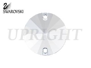スワロフスキー ラインストーン 3200 リボリ クリスタル(CR)12mm