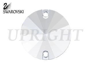 スワロフスキー ラインストーン 3200 リボリ クリスタル(CR)14mm