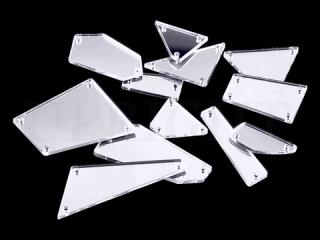 ミラーストーン 1セット(12個入) Silver 002
