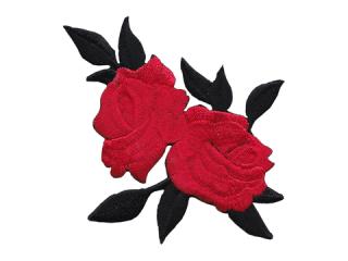 刺繍・レース シングル モチーフ(B1174)