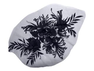 刺繍・レース シングル モチーフ(D3022)