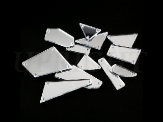 ミラーストーン 1セット(12個入) Silver 004