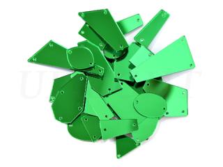ミラーストーン 1セット(12個入) Green 002