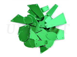 ミラーストーン 1セット(12個入) Green 003