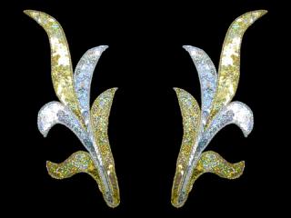 スパンコールモチーフ Multicolor(2210)