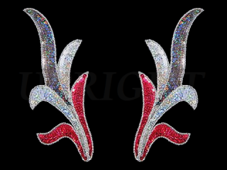 スパンコールモチーフ Multicolor(2212)