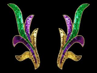 スパンコールモチーフ Multicolor(2231)