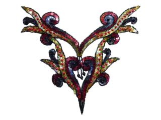 スパンコールモチーフ Multicolor HG(5411A)