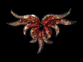 スパンコールモチーフ Multicolor HG(5432A)