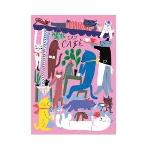 ケフボラデザインポスター 18種