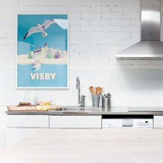 北欧ポスター「カムトゥスウェーデン!」ビンテージ旅行ポスター 7種