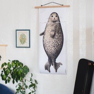 北欧ポスター「エリック・ブルーン自然シリーズ」5種
