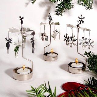 ロータリーキャンドルホルダー クリスマス