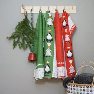 北欧キッチンタオル クリスマスモチーフ8柄