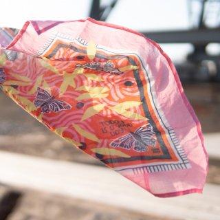 スカーフ 50x50cm by リンダ・パブスト 3種