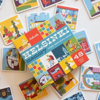 メモリーゲーム「ケフボラデザイン」フィンランド 2種