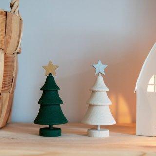 スウェーデンースターの木製クリスマスツリー by ラッセントレー/Larssons Tra<img class='new_mark_img2' src='https://img.shop-pro.jp/img/new/icons5.gif' style='border:none;display:inline;margin:0px;padding:0px;width:auto;' />
