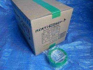 パイオランテープ38mm×25m巻 1箱(36巻入り)  Y-09−GR(ダイヤテックス)