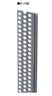 水切定木B-10型 10mm×1.82m グレー ケース/ 100本入り(フクビ化学)