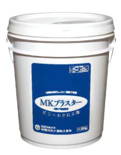 MKプラスター ビニールクロス用 20kg(村樫石灰工業)