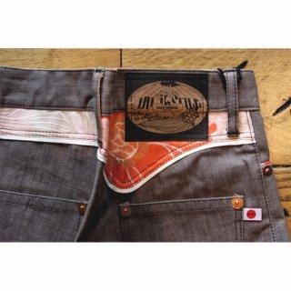 5ポケットジーンズ