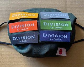 Division タグが選べる(dark greenベース)